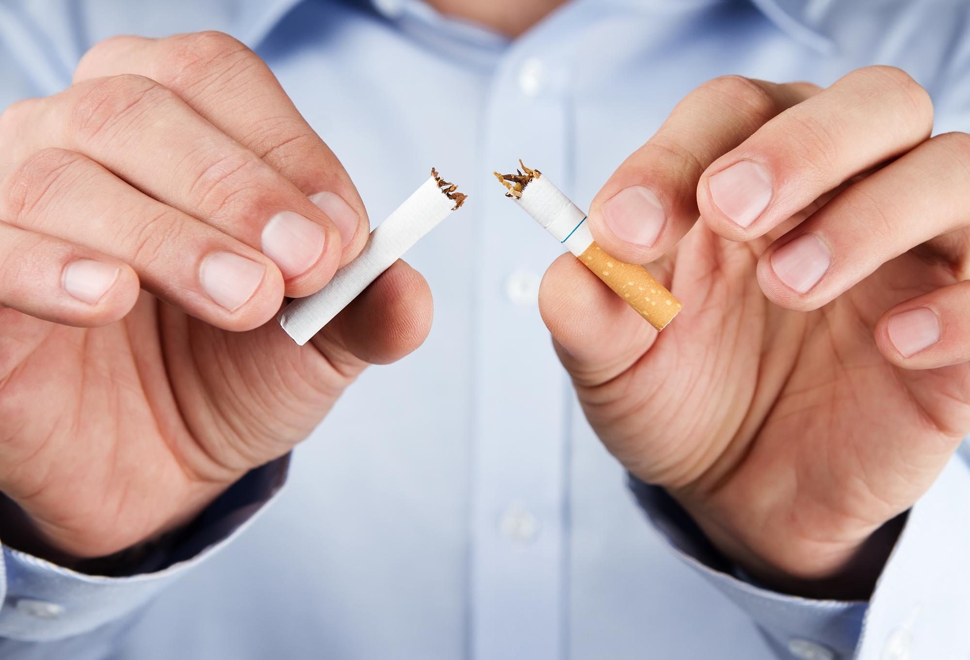 Отказ от никотина картинки